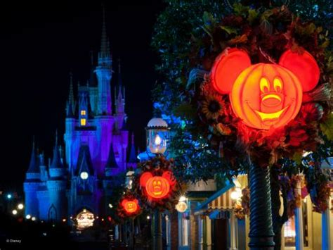Wallpaper Not Scary by Mickey S Not So Scary At Magic Kingdom Park