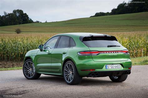 The power unit has a longitudinal arrangement. 2019 Porsche Macan Turbo - HQ Pictures, Specs, Information & Videos - Dailyrevs