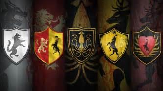Escudos Juego De Tronos Para El Escritorio