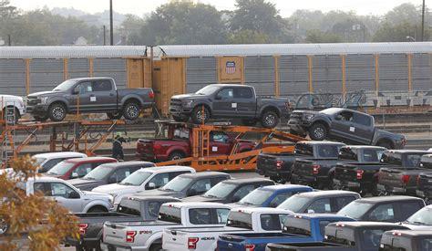ford   hybrid   built  dearborn truck plant
