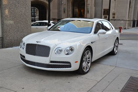 white bentley flying spur bentley continental flying spur for sale