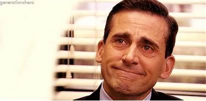 Scott Michael Office Crying Cry Jim Steve