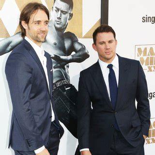 Channing Tatum and Joe Manganiello Neatly Dressed at ...