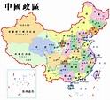 中國省份地圖 | Travel | Pinterest