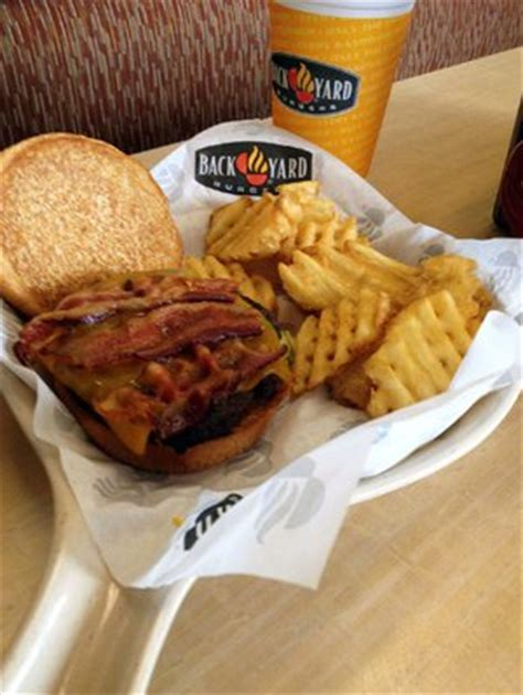 Backyard Burger Fayetteville Ar by Back Yard Burgers Back In Lr Nwadg