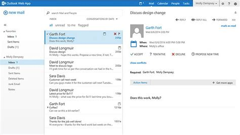 Office 365 Outlook Search by Microsoft To Reportedly Replace Outlook With Office