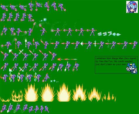 game boy advance mega man  leviathan