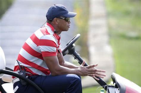 Tiger Woods 'making progress' in new video, sports ...