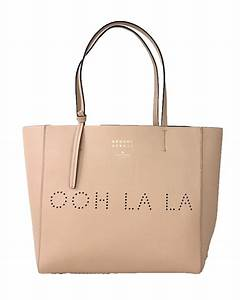 Ooh La La : kate spade broome street 39 ooh la la 39 hallie leather tote natural ~ Eleganceandgraceweddings.com Haus und Dekorationen