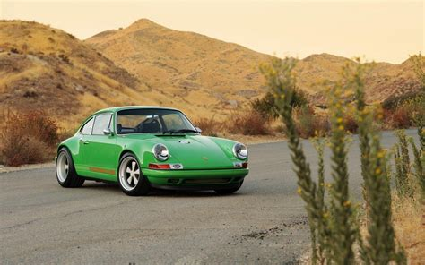 porsche, 911, Green, Cars, German, Cars Wallpapers HD ...