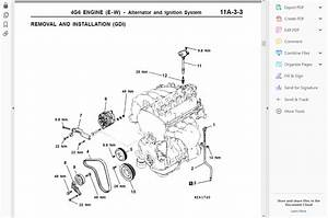 U0026gt Workshop Manual Service  U0026 Repair Guide For Mitsubishi Triton 2005