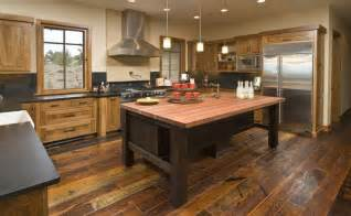 rustic kitchen islands 27 quaint rustic kitchen designs tons of variety