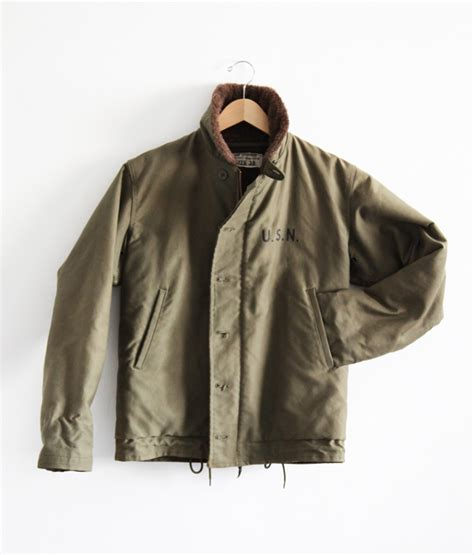 N1 Deck Jacket History n1 deck jacket history deck design and ideas