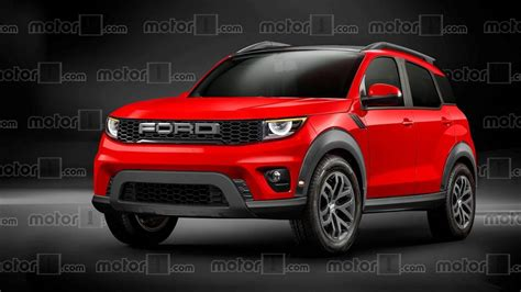 ford baby bronco rendered ready    jeep