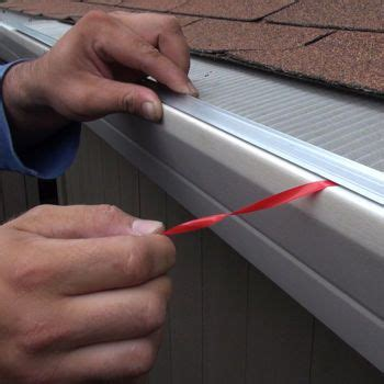 gutter guards ideas  pinterest gutter mesh