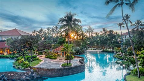 laguna resort spa  kuoni hotel  bali