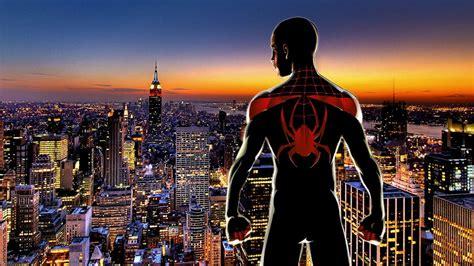 miles morales workout routine train    spider man