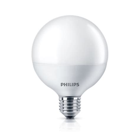 philips 9 5w warm white 806lm led g93 bulb es bunnings