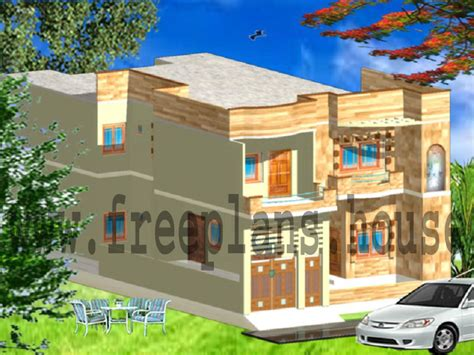 feet  square meters house plan