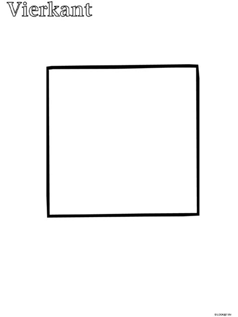 Vierkant Kleurplaat kleurplaat peuter kleurplaat vierkant kleurplaten nl