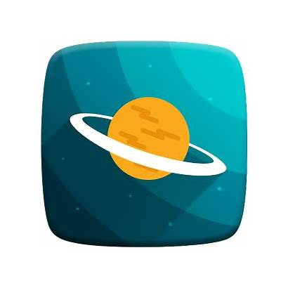 Icon Space Pack Theme Patched V1 Apk