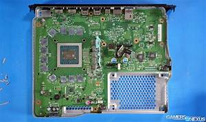 Xbox 1 Xbox One Motherboard Diagram