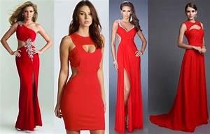 Cómo combinar un vestido rojo El armario de Sofía