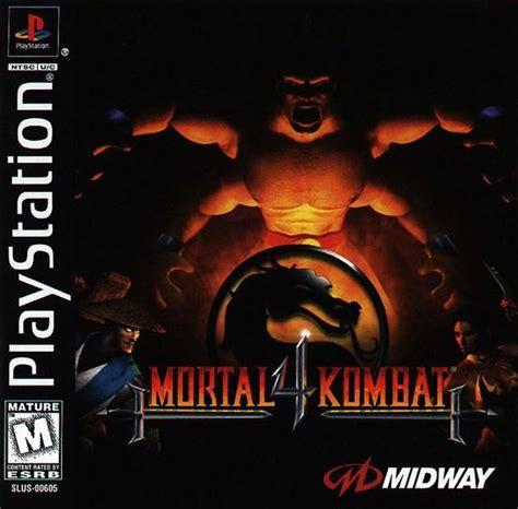 Mortal Kombat 4 - Hardcore Gaming 101