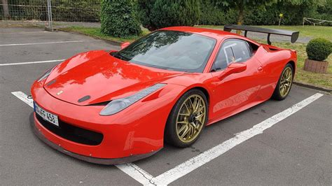 Could do it by pi class (x, s2, s1, a etc), or by discipline (rally, road racing etc). Ferrari 458 Challenge - Car World