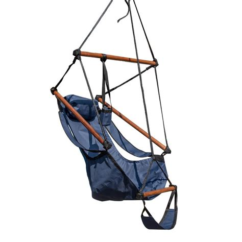 Hammock Chair With Footrest by Island Retreat 38 Ft Hanging Hammock Swing Chair For Yard