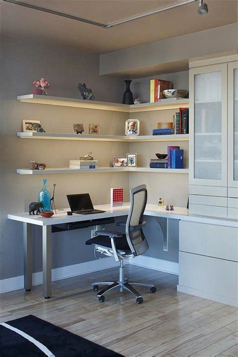 Corner Bedroom Bureau by Office Furniture Home Office Corner Desk Wall Shelf