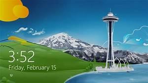 Customize Date & Time Displayed On Windows 8 & RT Lock Screen