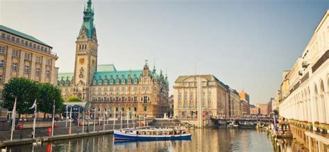 Hamburg – Europas grønne metropol ved Alster og Elben ...