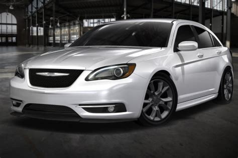 mopar modified chrysler  super  coming  naias