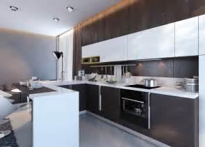 kitchen unit ideas wenge kitchen units interior design ideas