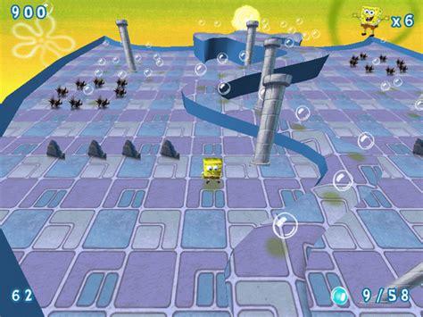 Spongebob Squarepants Obstacle Odyssey 2 Game Download At