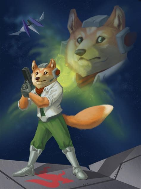 Star Fox Meme - star doge star fox know your meme