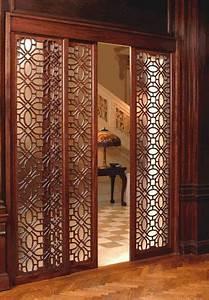 Galeria de ideias export laser corte a laser novo for Decorative sliding door panels