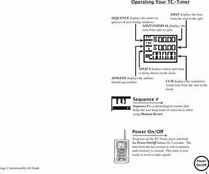 Brower Timing Systems Bts Tc