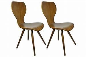 Chaise Bois Scandinave : chaises france fabricant producteur entreprises ~ Teatrodelosmanantiales.com Idées de Décoration