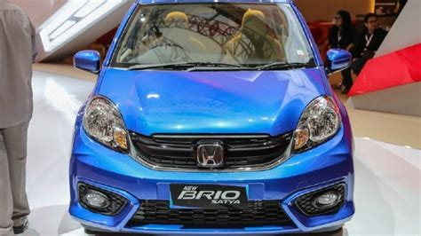 india bound honda brio facelift launched in indonesia carwale