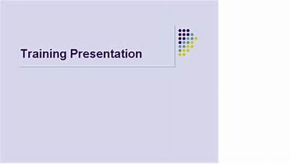 Training Presentation Templates Powerpoint Template Office Presentations