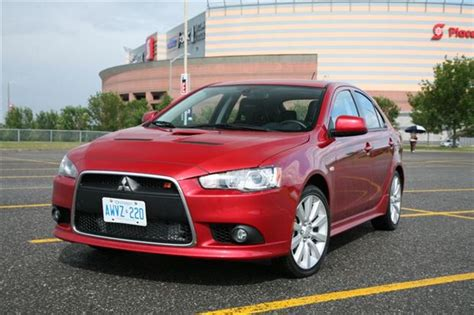 Mitsubishi Lancer Sportback Review by Day By Day Review 2009 Mitsubishi Lancer Sportback