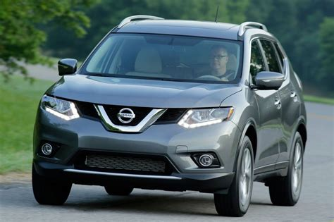 nissan suv 2016 2016 nissan rogue pricing for sale edmunds