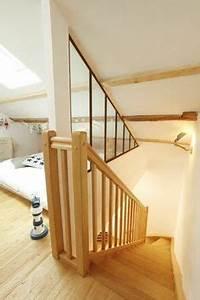 decoration et architecture d39interieur cage d39escaliers With peindre les contremarches d un escalier en bois 8 relooker un escalier avec un petit budget deconome