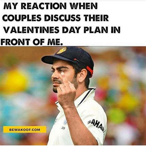 No Valentine Meme - funny valentine memes to spice your weekend 360nobs com