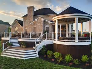 Stunning Raised Decking Designs Photos by Amazing Deck Designs Hgtv