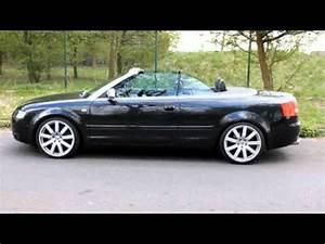 Audi S4 Cabriolet : audi s4 cab mtm bn pipes auto roof automatisches verdeck cabriolet youtube ~ Medecine-chirurgie-esthetiques.com Avis de Voitures