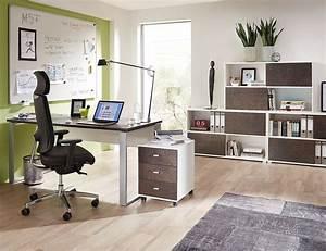 Büro Zuhause Einrichten : b roeinrichtung moderne b roeinrichtung komplett b rom bel m ller ~ Frokenaadalensverden.com Haus und Dekorationen