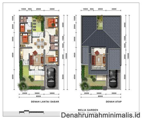 gambar desain tampak depan rumah minimalis modern